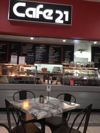 Cafe 21 - Accommodation Port Macquarie