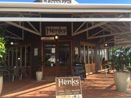 Henk's Cafe - Accommodation Port Macquarie