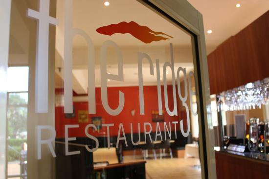 The Ridge Restaurant - Accommodation Port Macquarie