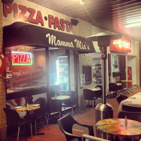 Mamma Mia's Italian Restaurant - Accommodation Port Macquarie