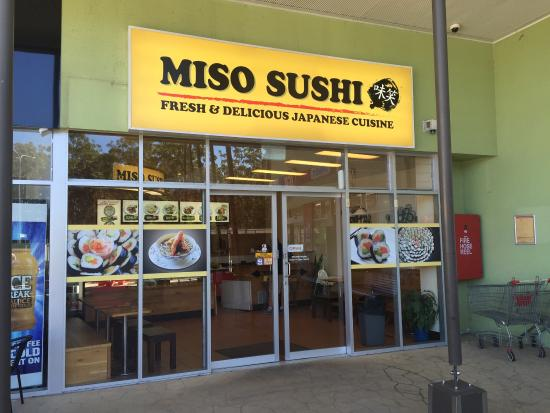 Miso Sushi - Accommodation Port Macquarie