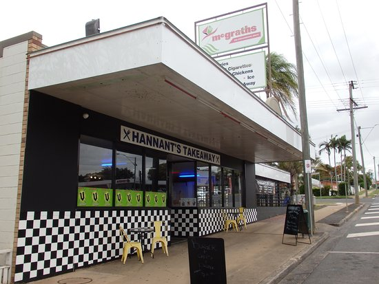 Hannants Takeaway - Accommodation Port Macquarie