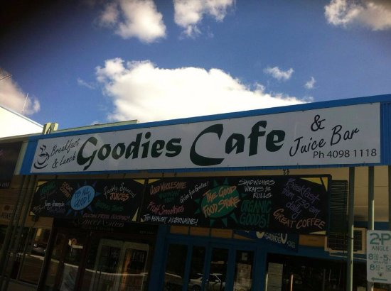 Goodies Cafe - Accommodation Port Macquarie