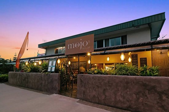 Mojo's Bar  Grill - Accommodation Port Macquarie