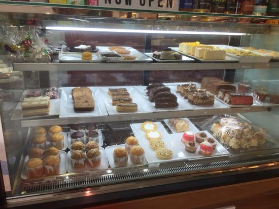 Ivy's coffee  cake - Accommodation Port Macquarie