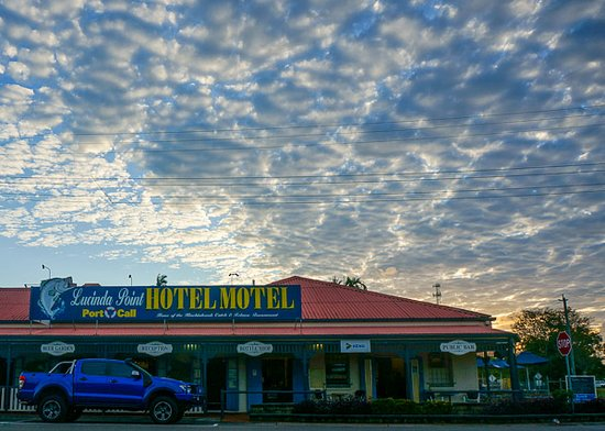 Lucinda Point Hotel Motel Restaurant - Accommodation Port Macquarie
