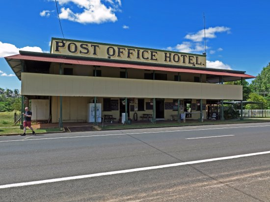 Post Office Hotel - Accommodation Port Macquarie