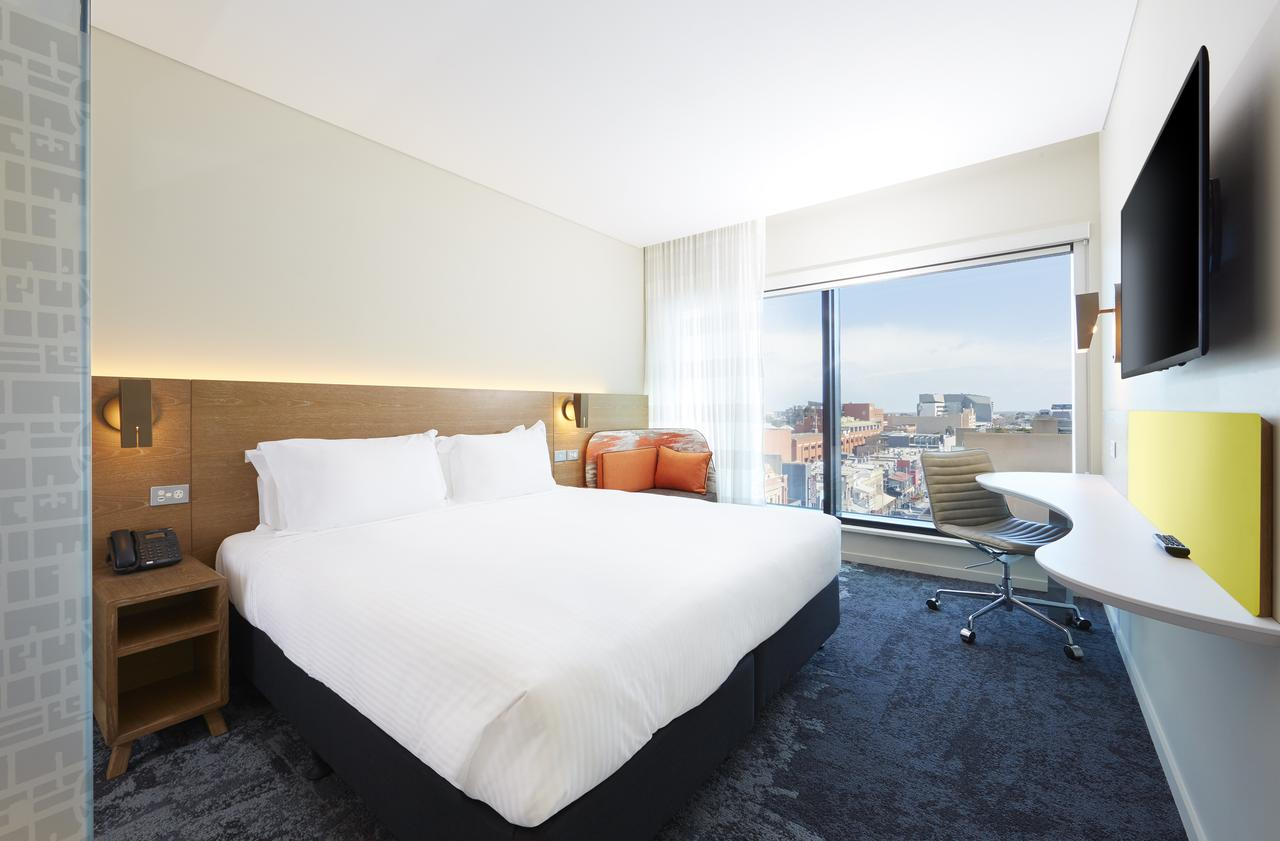 Holiday Inn Express Adelaide City Centre - Accommodation Port Macquarie