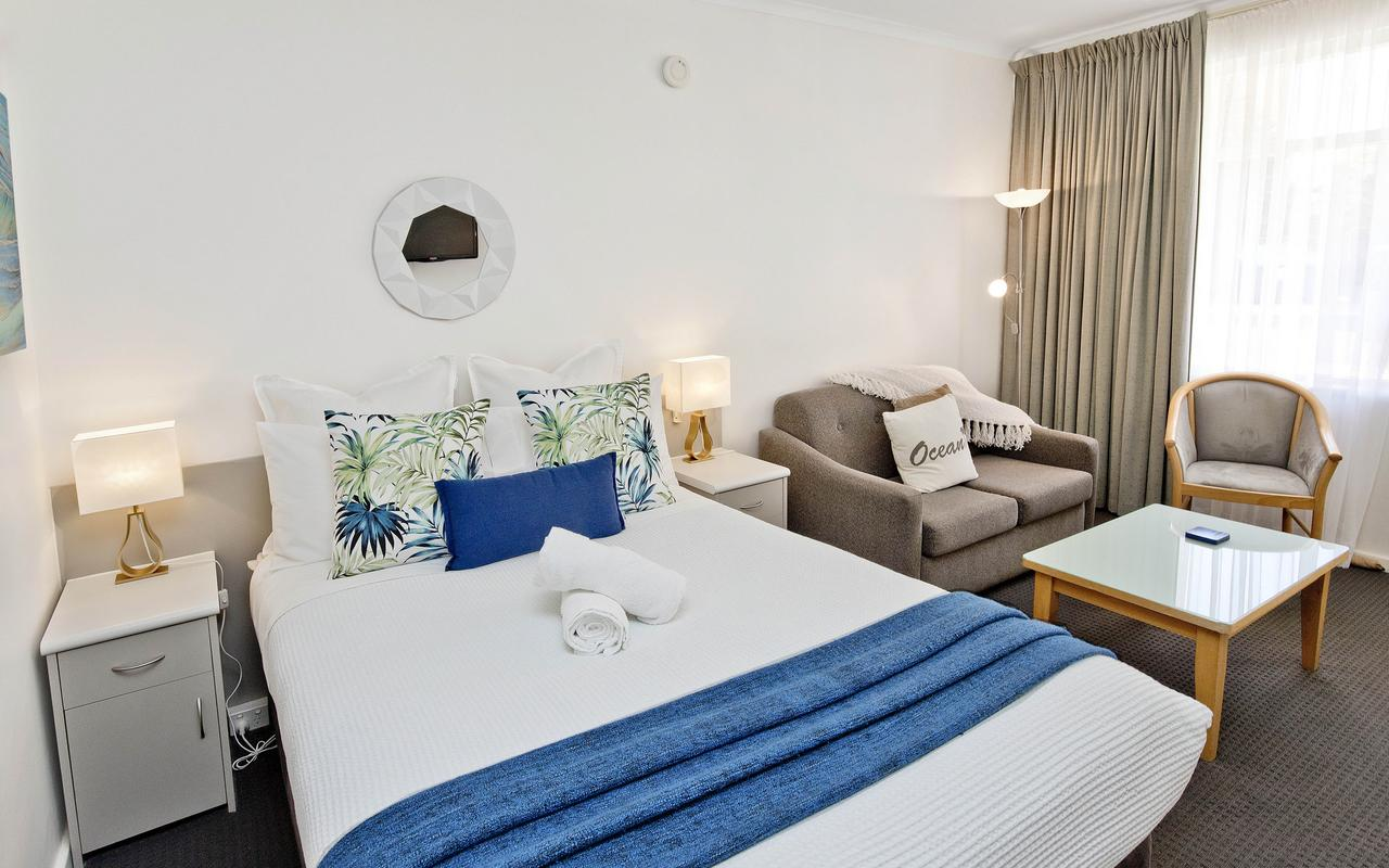 Glenelg Oasis Studios - Accommodation Port Macquarie