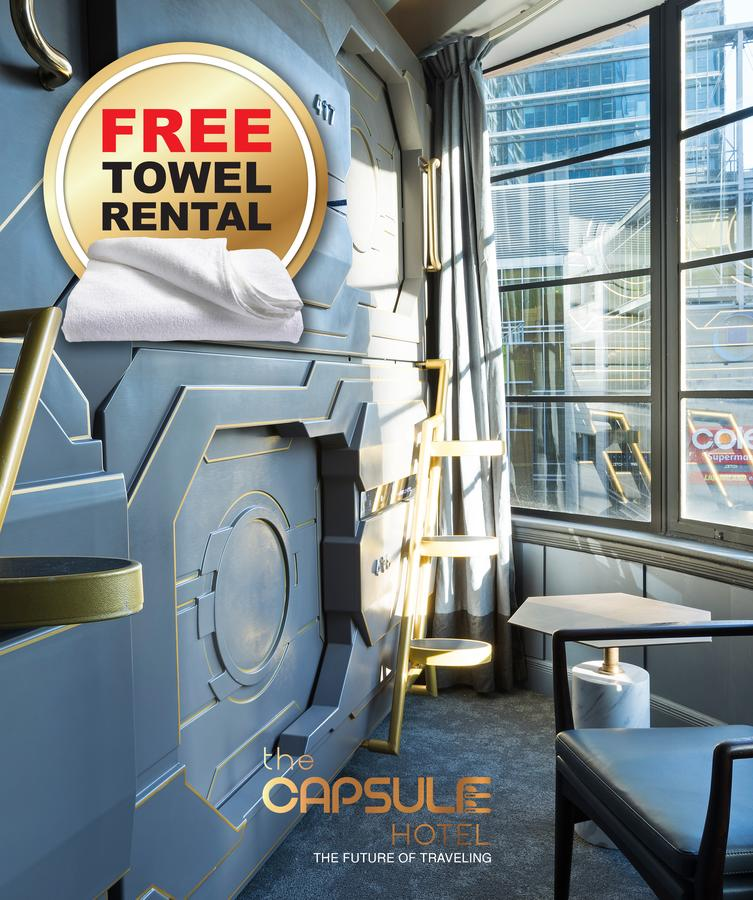 The Capsule Hotel - Accommodation Port Macquarie