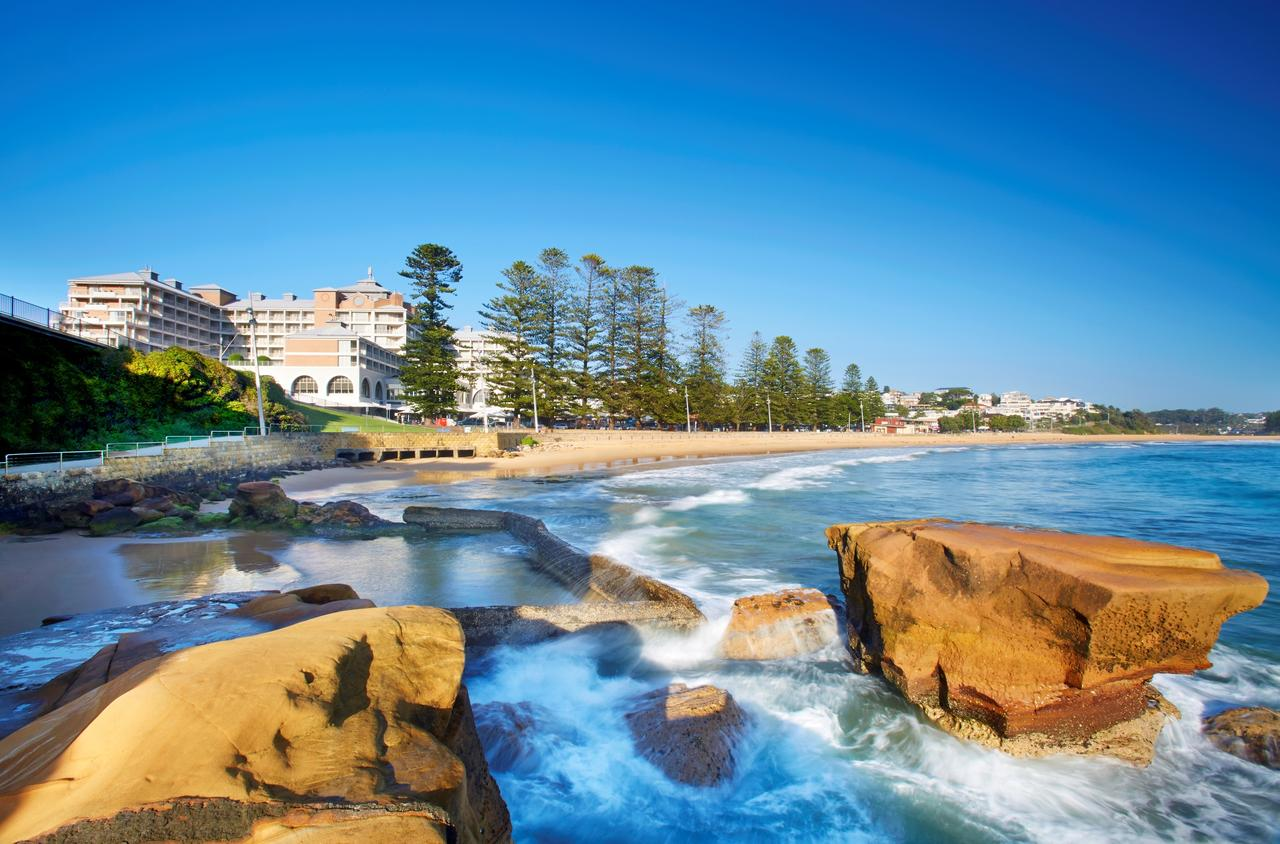 Crowne Plaza Terrigal Pacific - Accommodation Port Macquarie