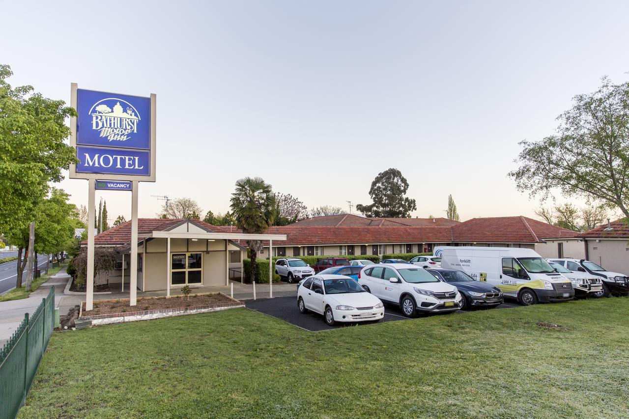 Bathurst Motor Inn - Accommodation Port Macquarie