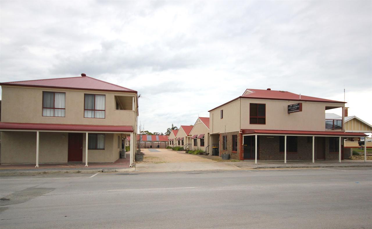 Port Vincent Motel  Apartments - Accommodation Port Macquarie