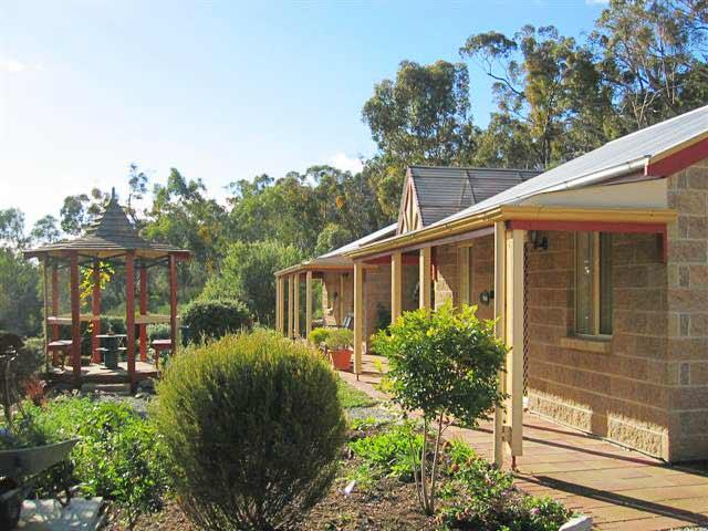 Riesling Trail  Clare Valley Cottages - Accommodation Port Macquarie