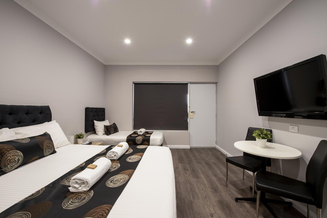 City Centre Motel Hotel - Accommodation Port Macquarie