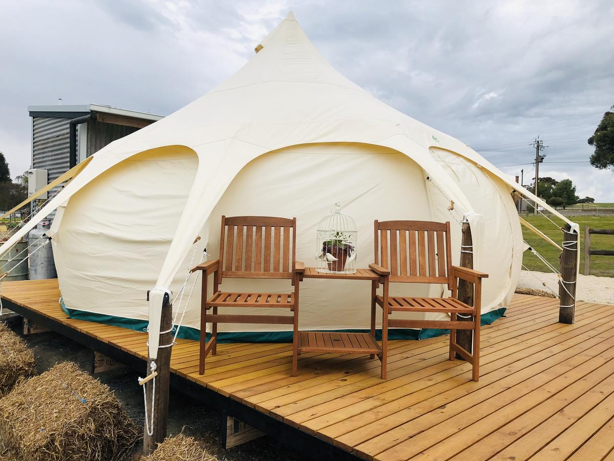 Bukirk Glamping - Accommodation Port Macquarie