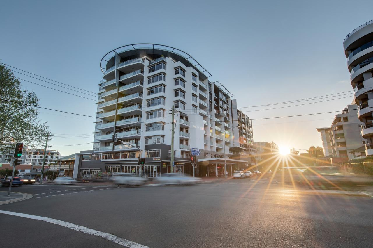 Adina Apartment Hotel Wollongong - Accommodation Port Macquarie
