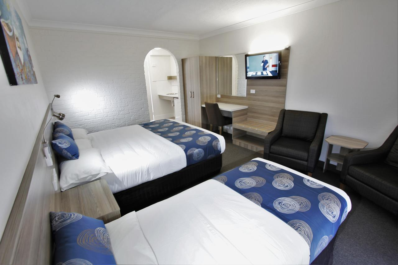 Aston Motel Yamba - Accommodation Port Macquarie