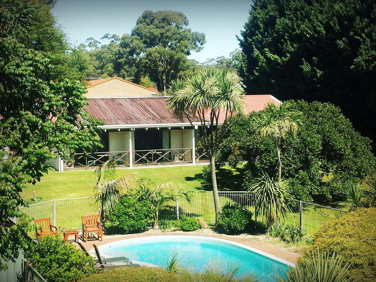 Karri Forest Motel - Accommodation Port Macquarie
