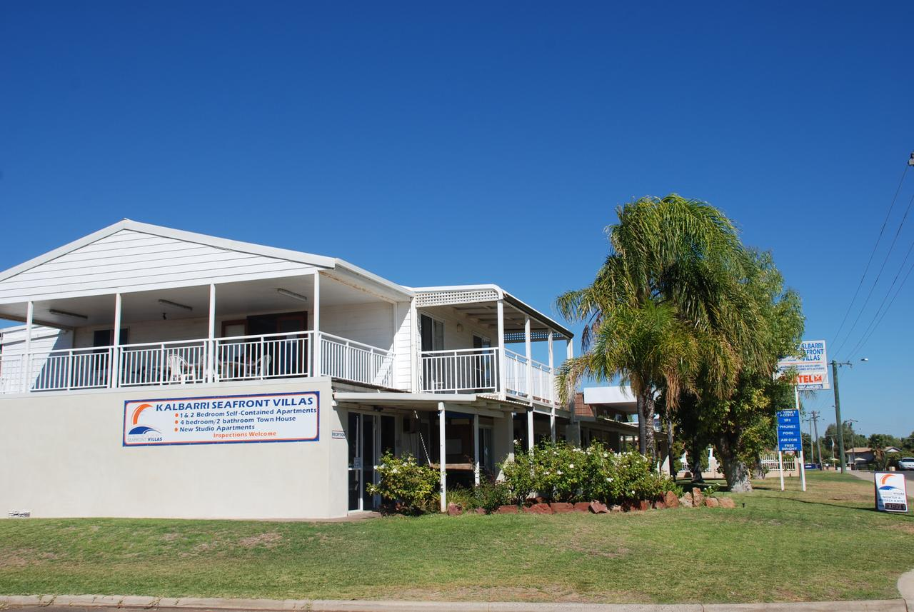Kalbarri Seafront Villas - Accommodation Port Macquarie