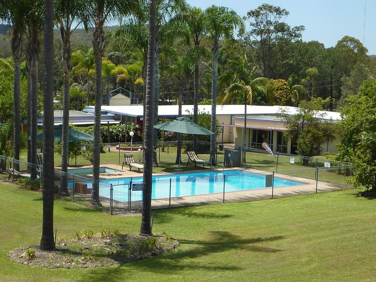 Kempsey Rose Motor Inn - Accommodation Port Macquarie