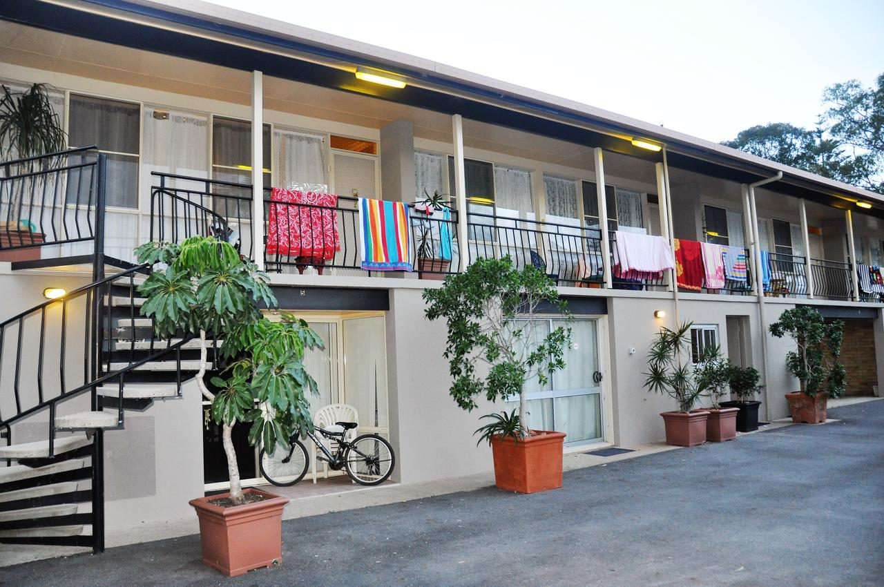Sundial Holiday Units - Accommodation Port Macquarie