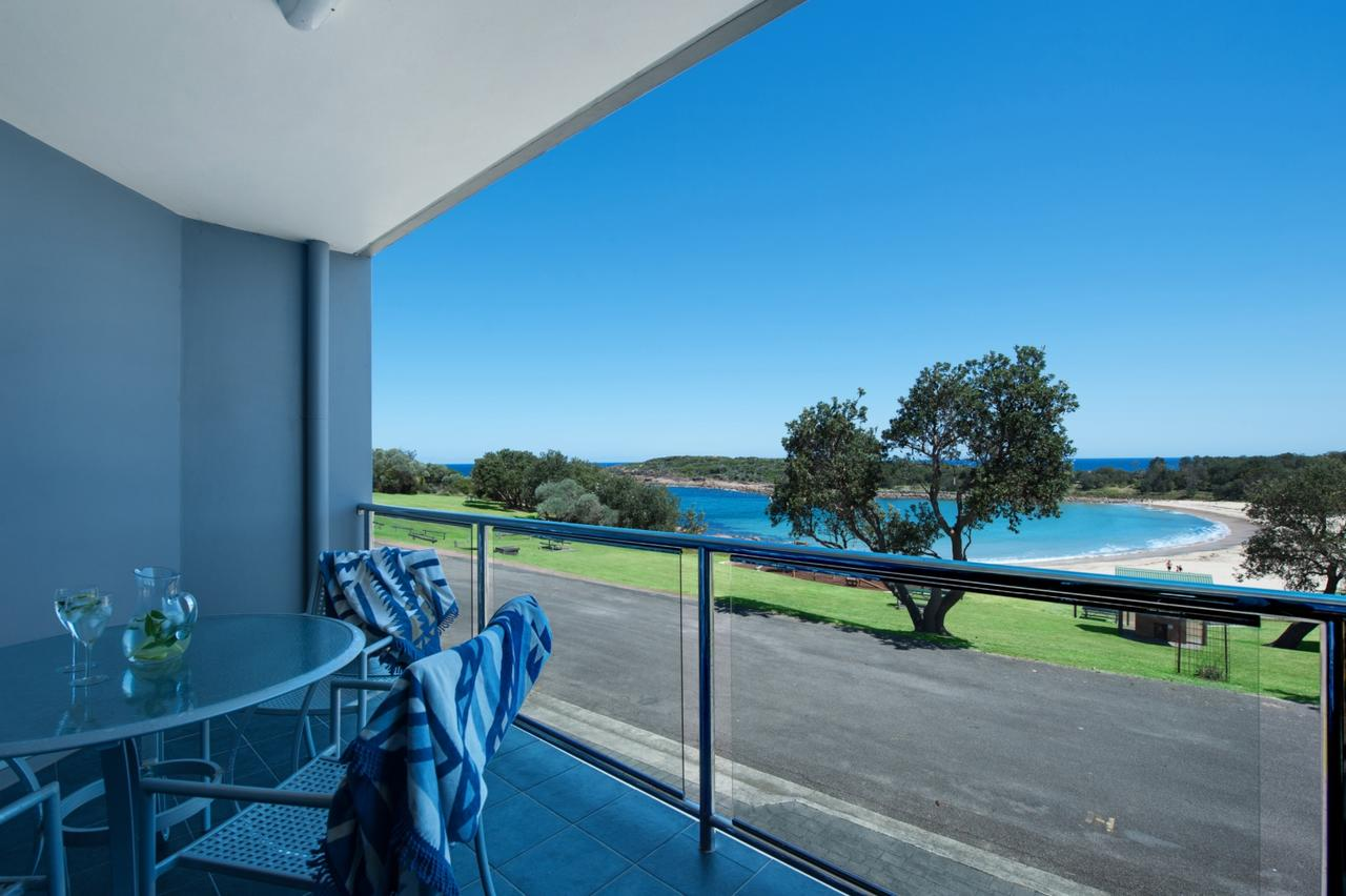 Boat Harbour on the Beach Getaway - Accommodation Port Macquarie