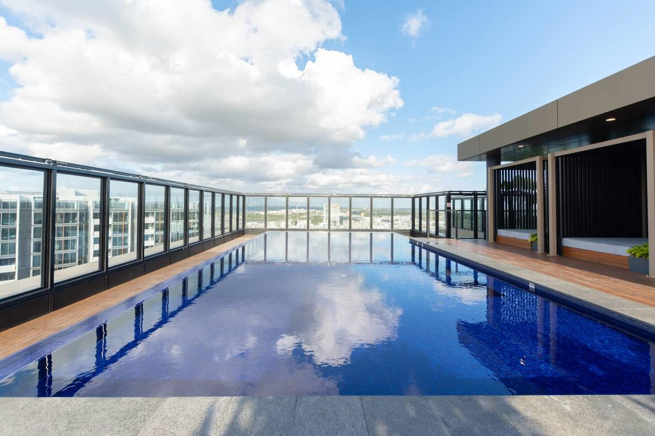 Japanese Style waterfront apt wt rooftop pool - Accommodation Port Macquarie
