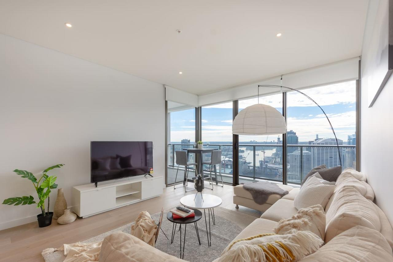 High Rise apt in Heart of Sydney wt Harbour View - Accommodation Port Macquarie