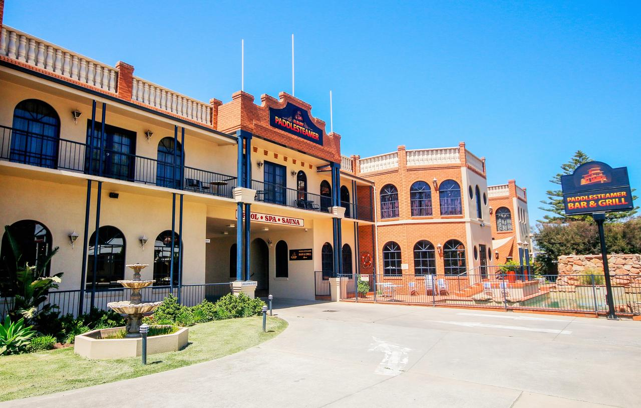 Albury Paddlesteamer Motel - Accommodation Port Macquarie