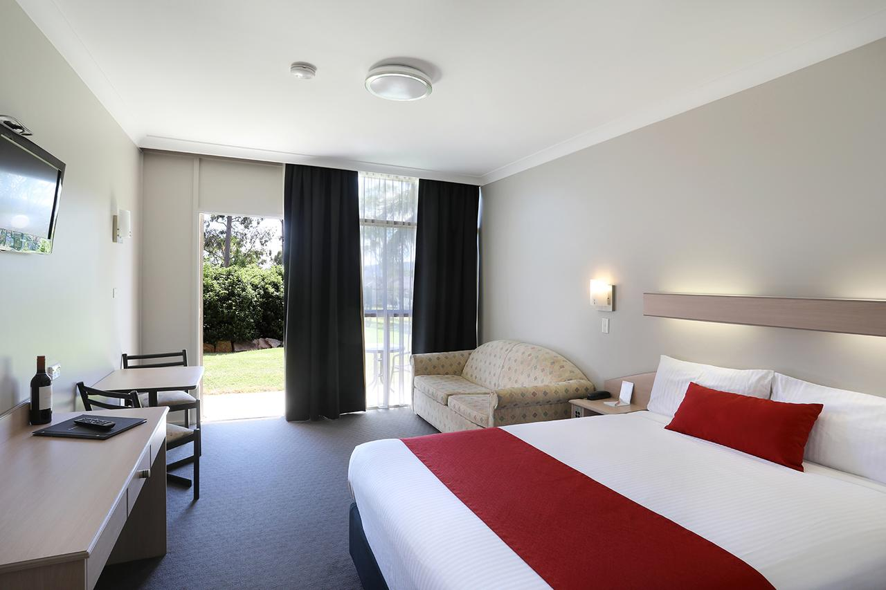 Econo Lodge Tamworth - Accommodation Port Macquarie