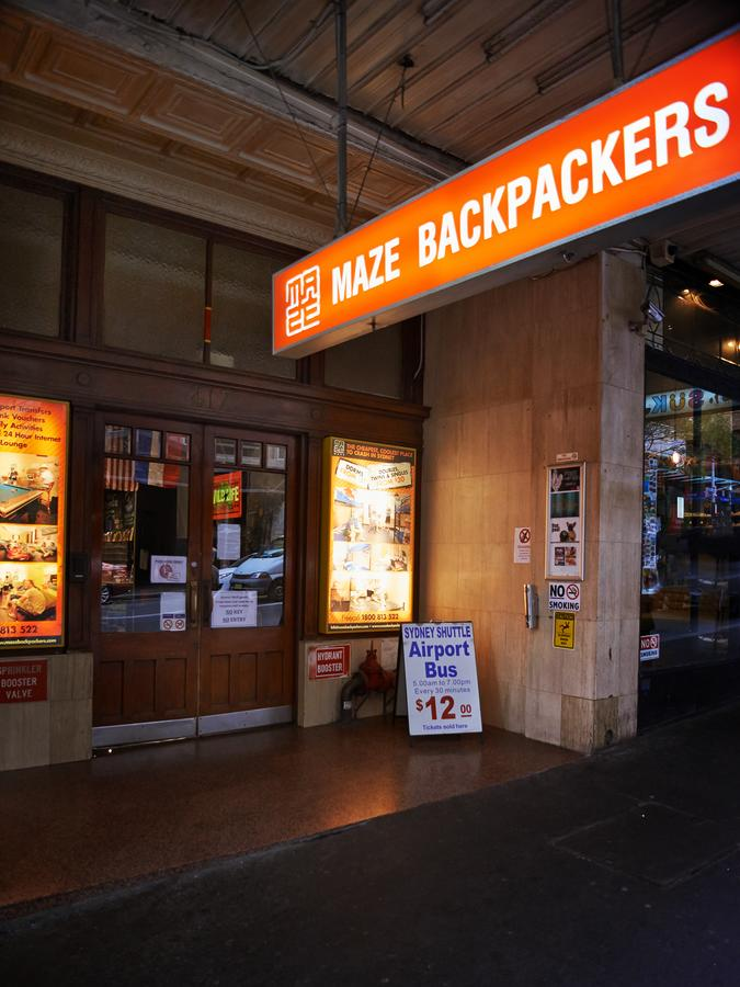 Maze Backpackers - Sydney - Accommodation Port Macquarie