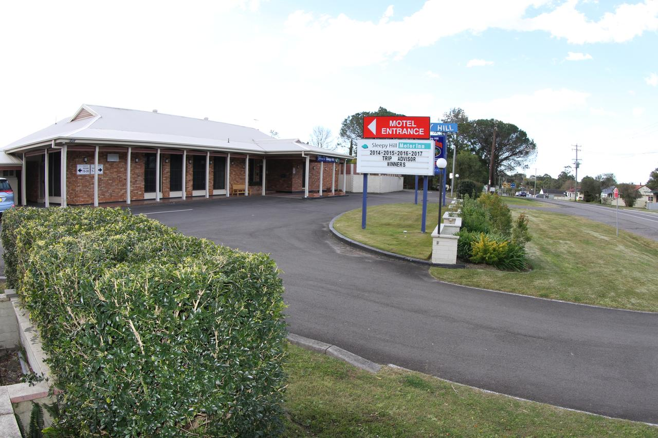 Sleepy Hill Motor Inn - Accommodation Port Macquarie