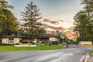 Bundanoon Country Inn Motel - Accommodation Port Macquarie