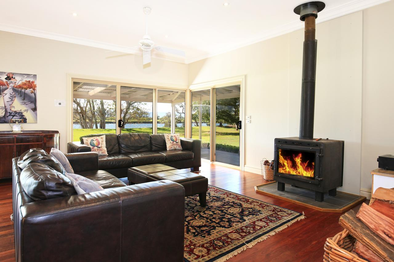 Terara Riverside Retreat - Accommodation Port Macquarie