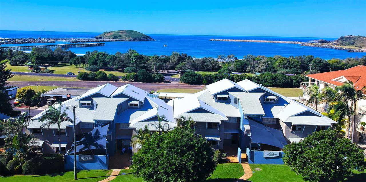 The Observatory Holiday Apartments - Accommodation Port Macquarie