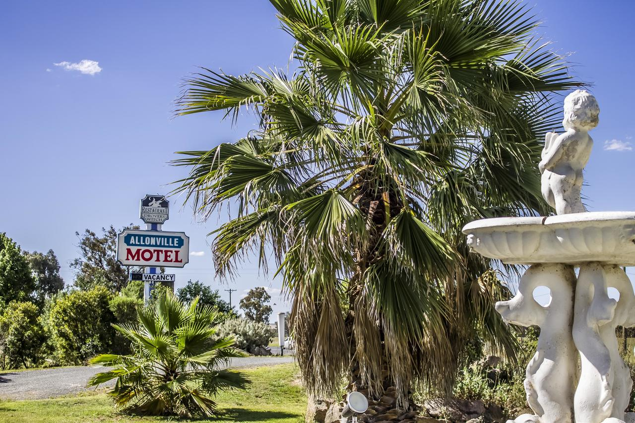 Allonville Gardens Motel - Accommodation Port Macquarie
