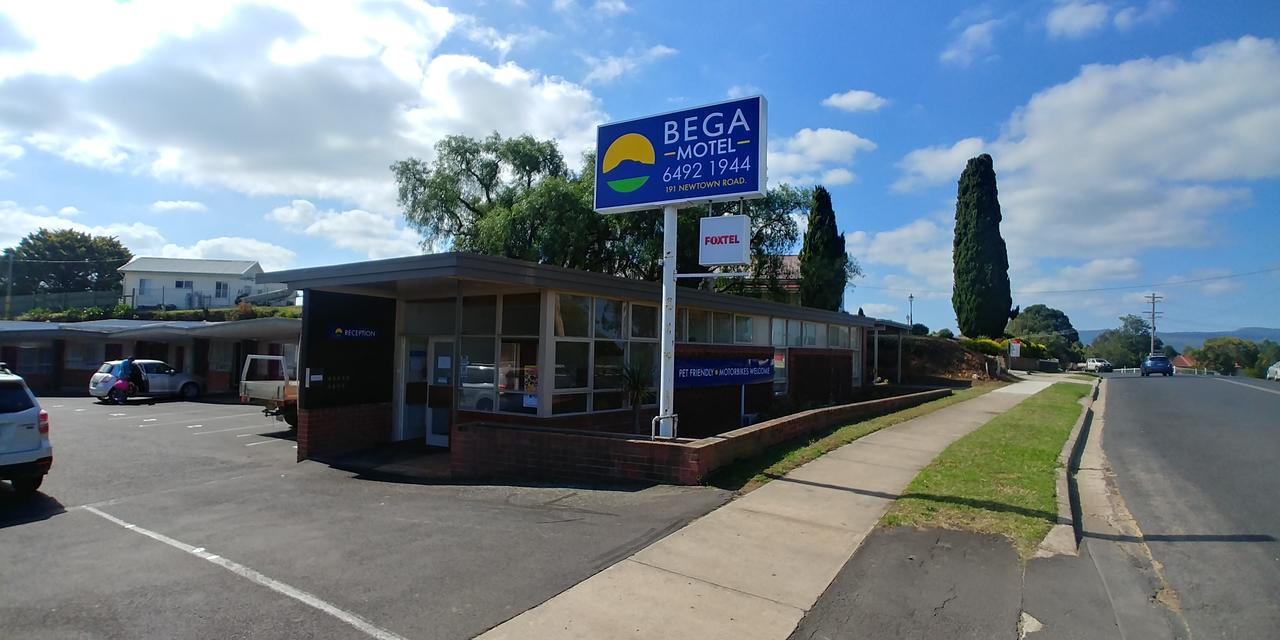 Bega Motel - Accommodation Port Macquarie
