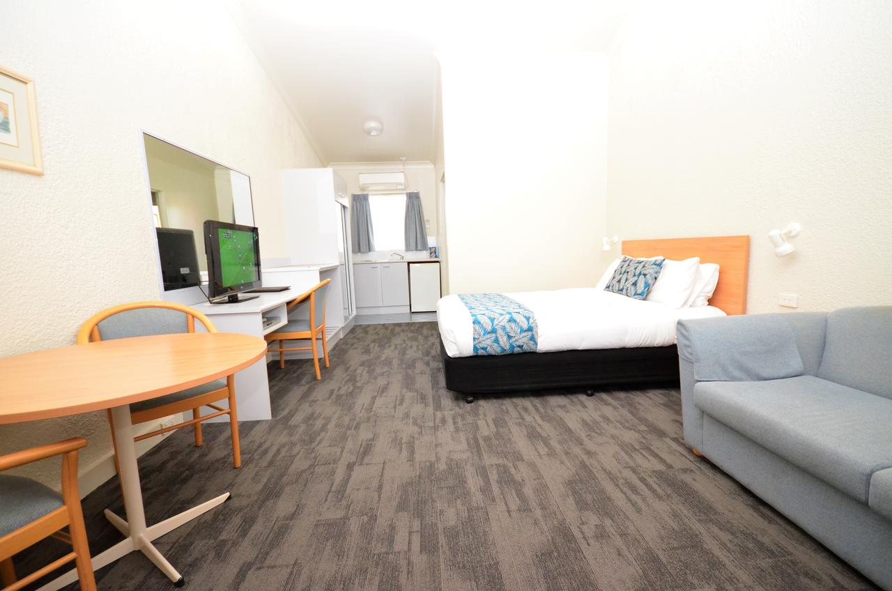 Boulevarde Motor Inn - Accommodation Port Macquarie
