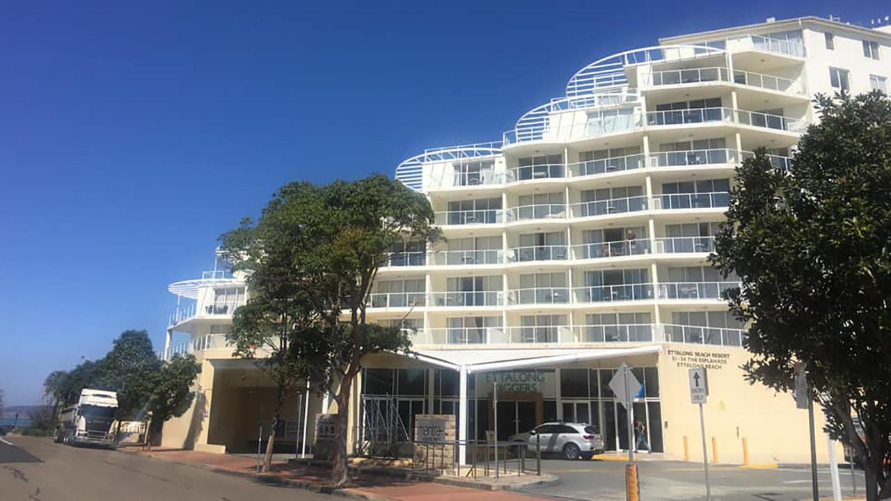 Ettalong Beach Premium Waterview Apartments - Accommodation Port Macquarie