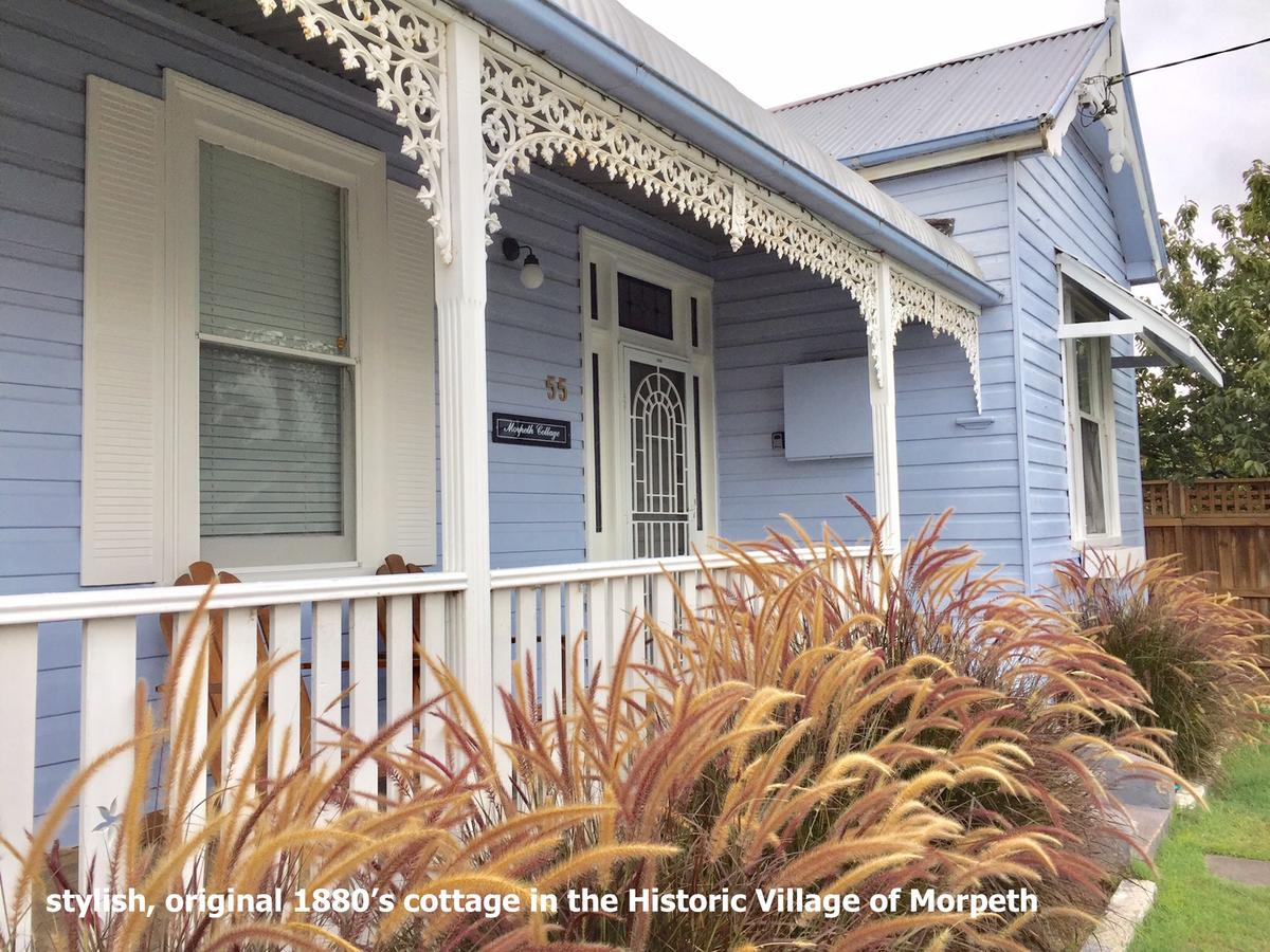 Morpeth Cottage - Accommodation Port Macquarie