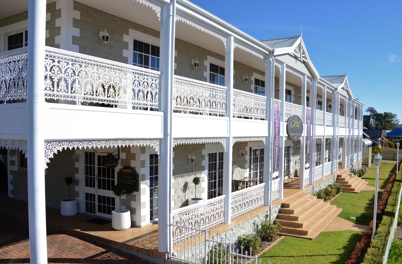 Ashby House Motor Inn - Accommodation Port Macquarie