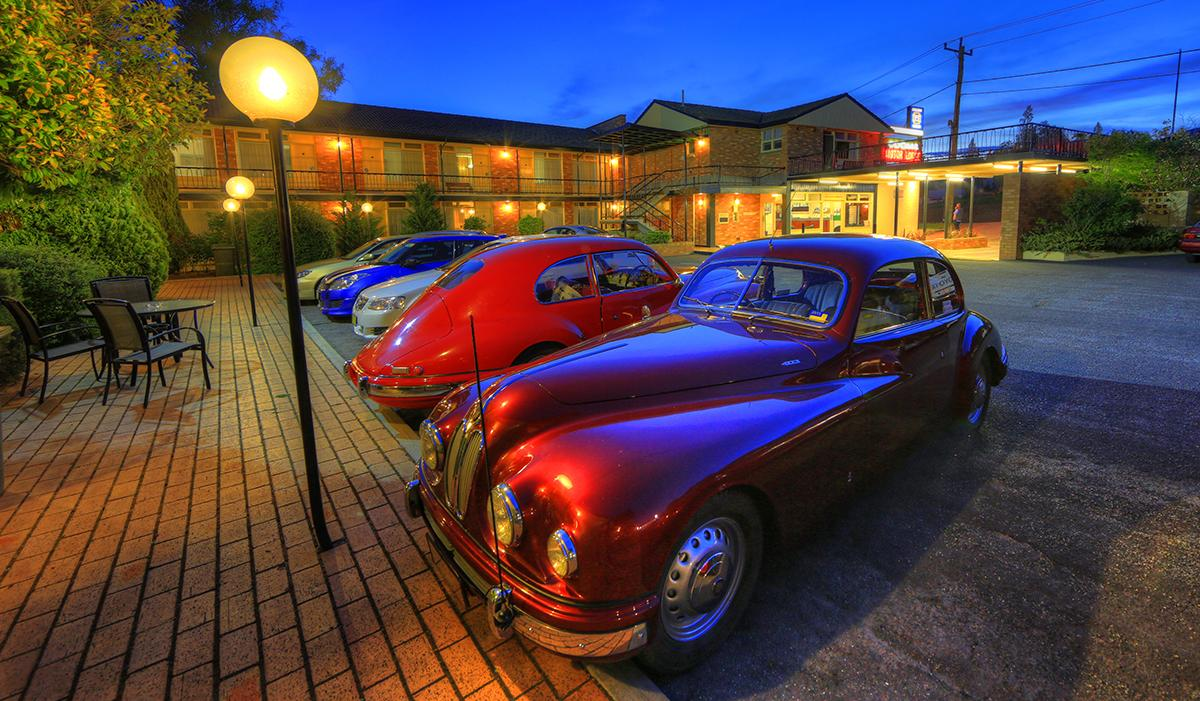 Cooma Motor Lodge Motel - Accommodation Port Macquarie