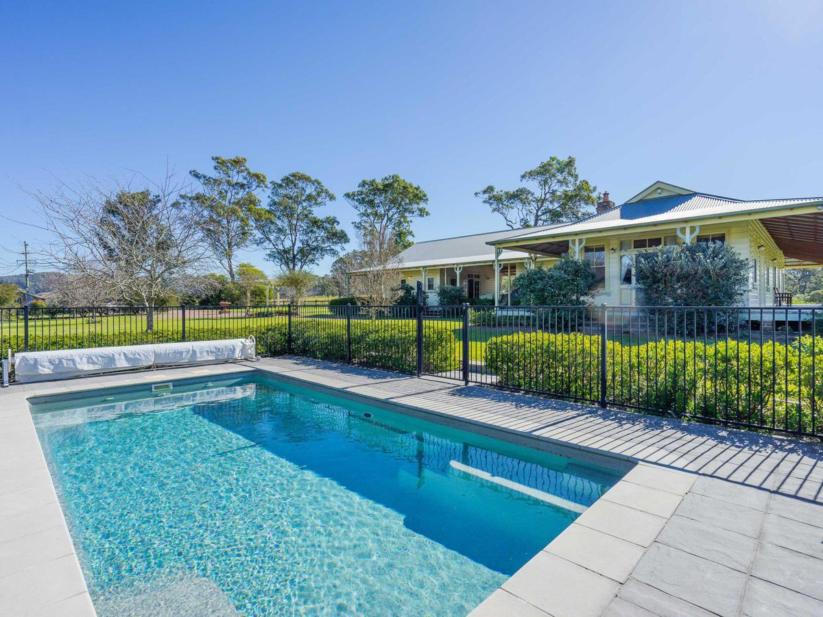 Roscrea Homestead - Luxury Retreat - Accommodation Port Macquarie