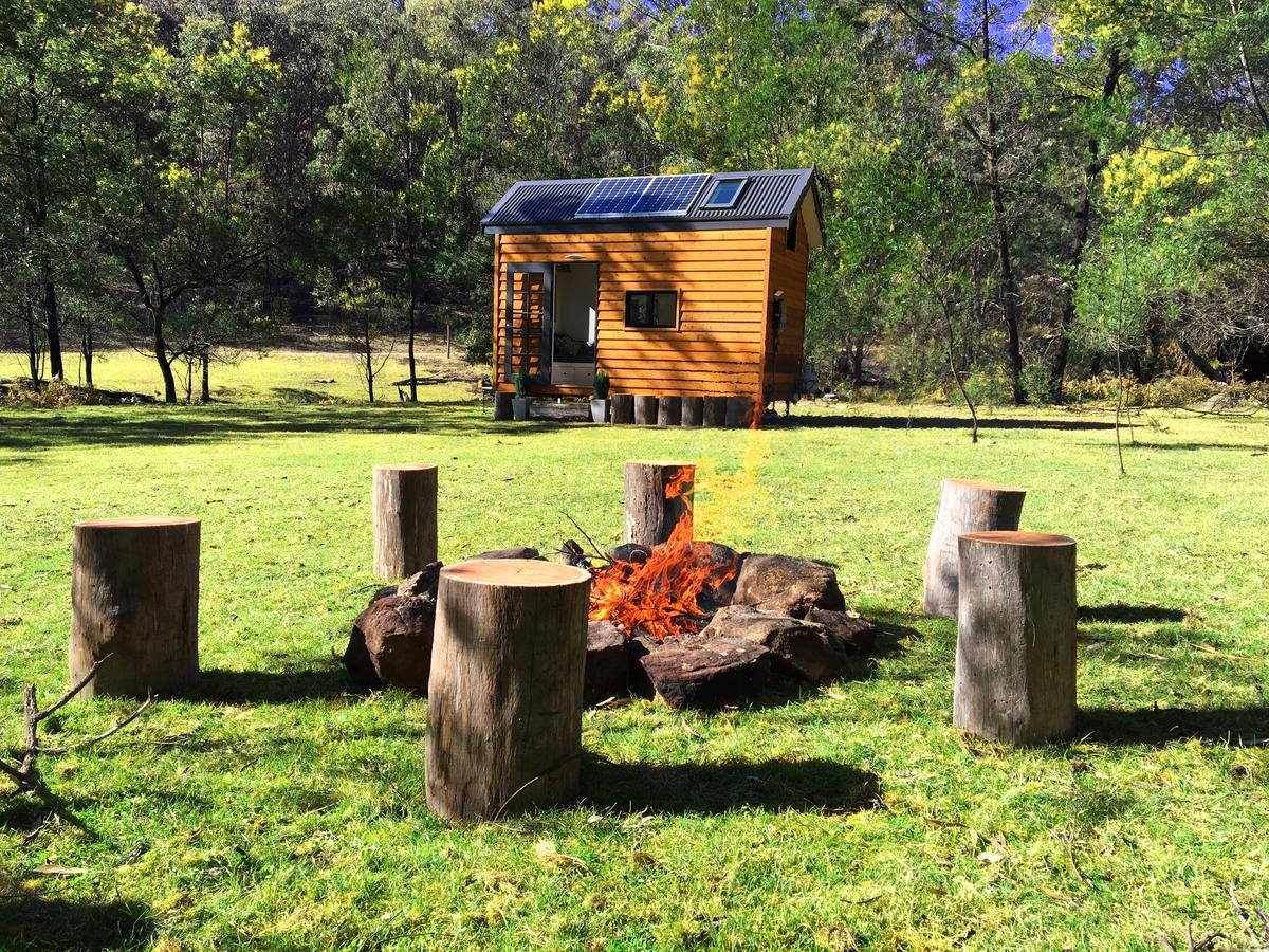 Christopher Tiny House - Accommodation Port Macquarie