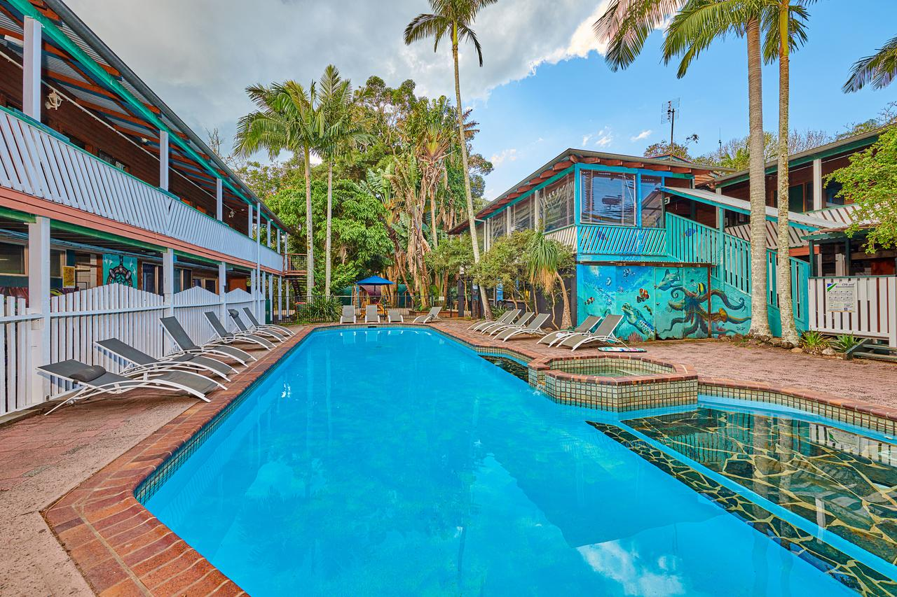 Arts Factory Lodge - Accommodation Port Macquarie