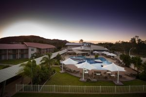 Crowne Plaza Alice Springs Lasseters - Accommodation Port Macquarie
