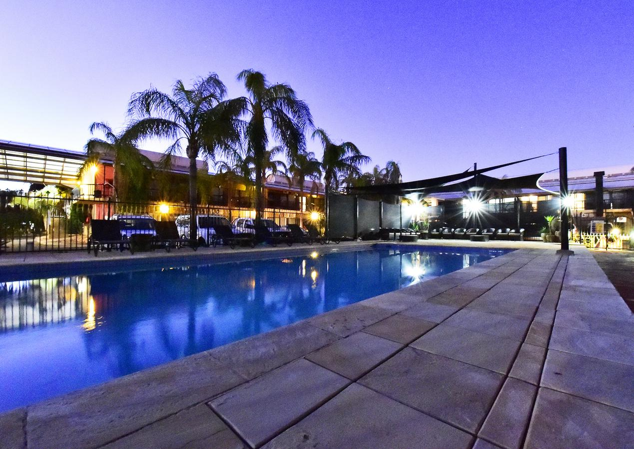 Diplomat Motel Alice Springs - Accommodation Port Macquarie