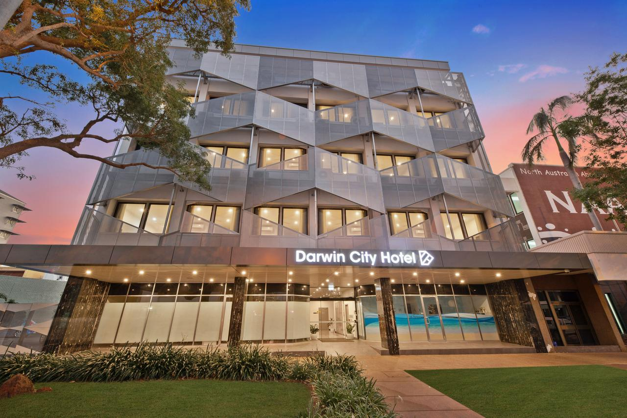 Darwin City Hotel - Accommodation Port Macquarie