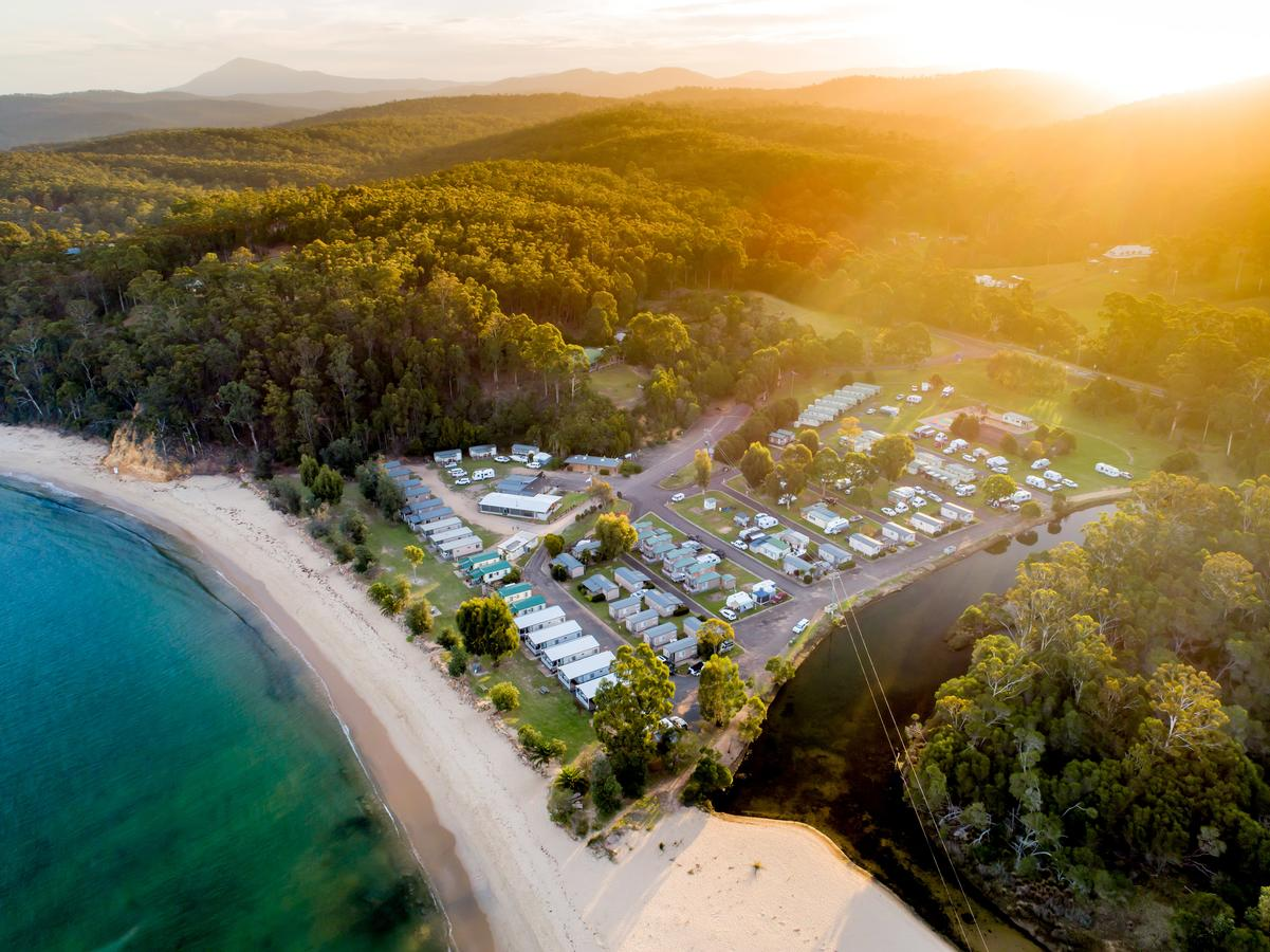 BIG4 Eden Beachfront Holiday Park - Accommodation Port Macquarie